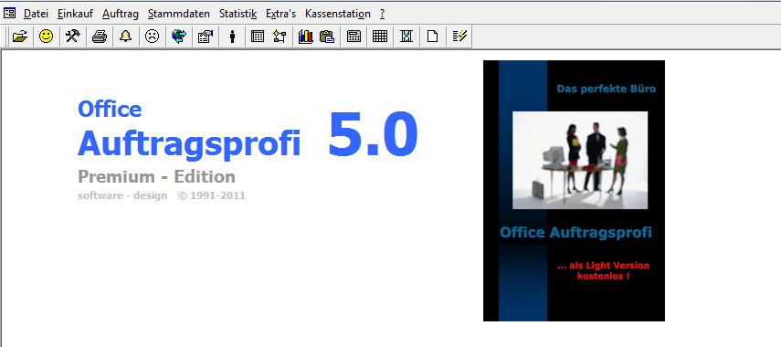 Office Auftragsprofi Premium